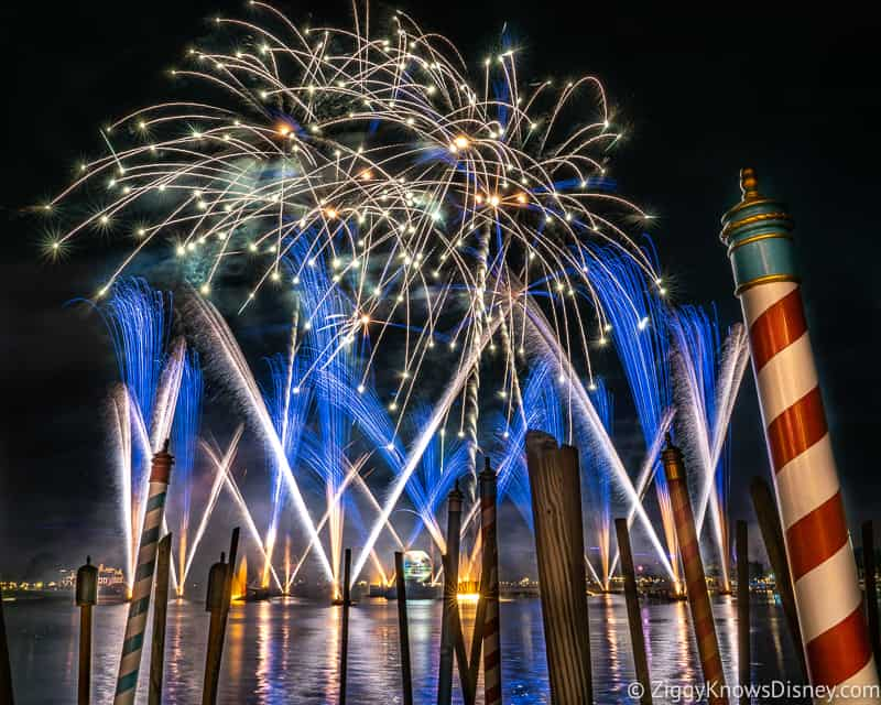Epcot Illuminations: Reflections of Earth photos Italy