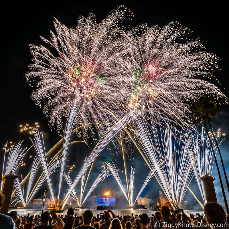 Epcot Illuminations: Reflections of Earth photos FastPass