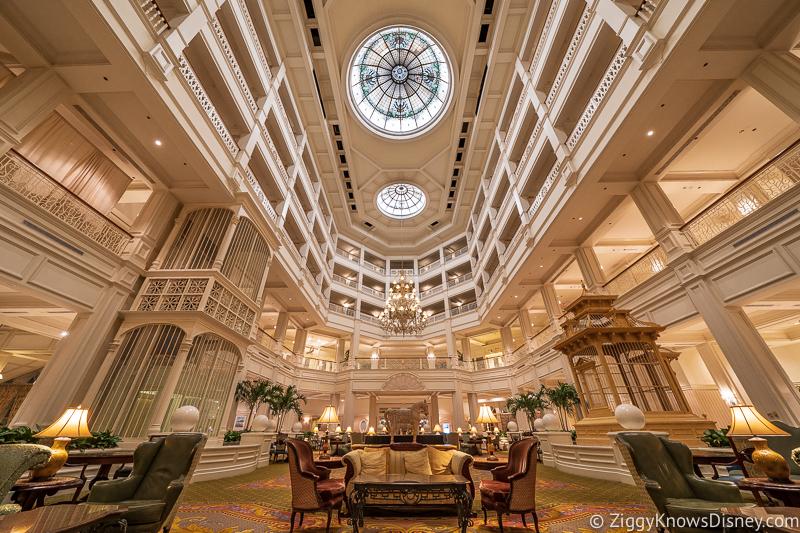 President Trump not visiting Disney's Grand Floridian Resort
