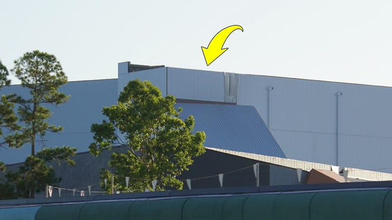 roof access Guardians of the Galaxy Coaster updates October 2019