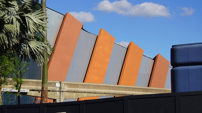 side Guardians of the Galaxy Coaster updates October 2019