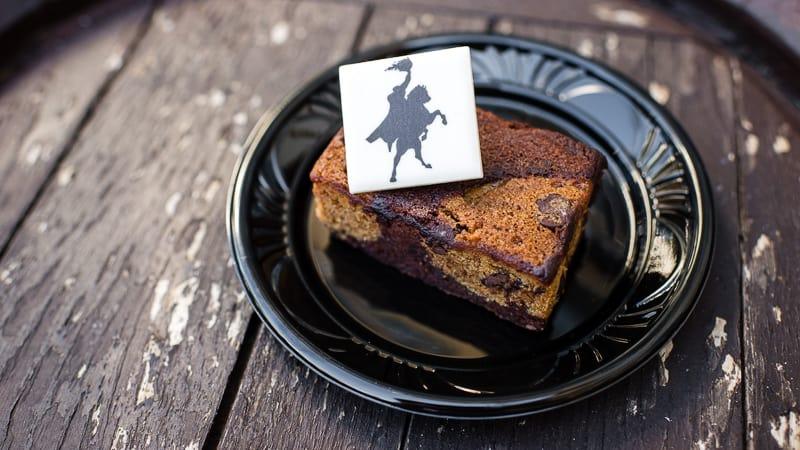 Disney Villains After Hours Food Headless horseman brownie