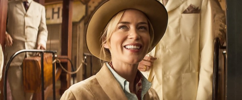 Emily Blunt Disney's Jungle Cruise official Trailer