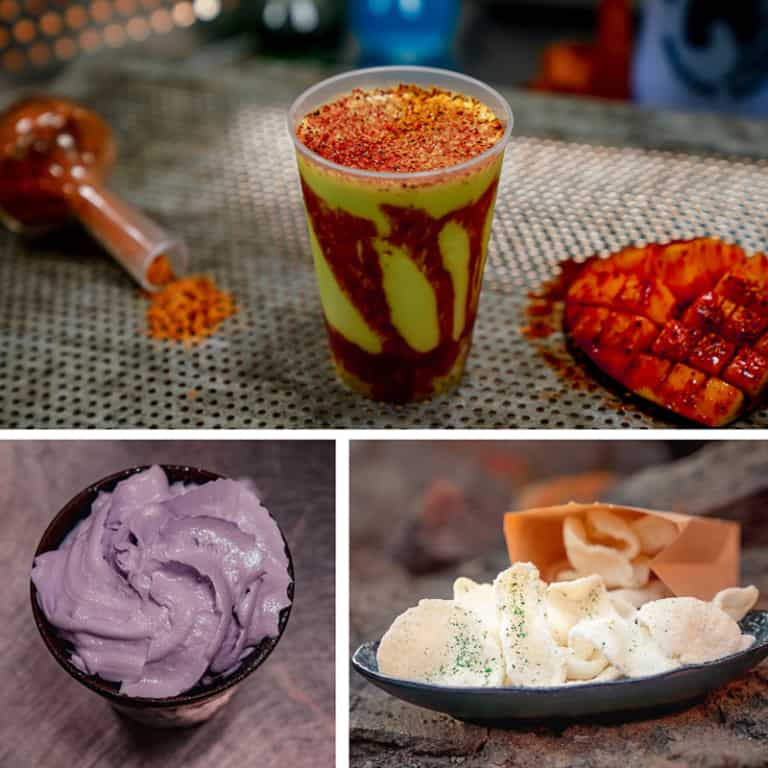 New Food Star Wars Galaxy's Edge Disneyland January 2020