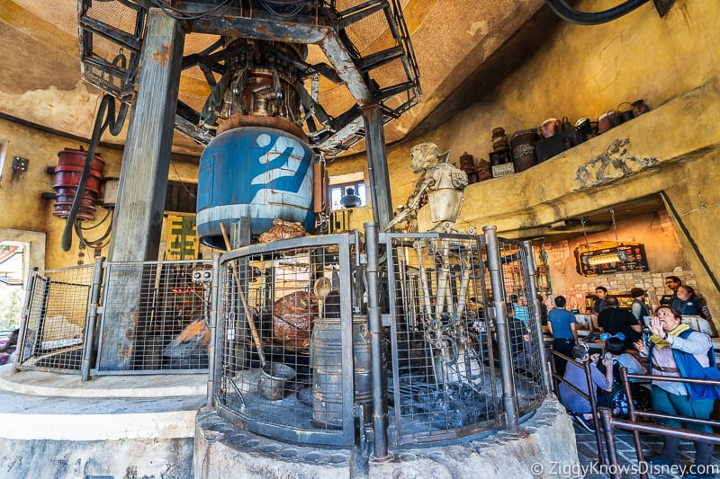 8D-J8 Droid Ronto Roasters Star Wars Galaxy's Edge