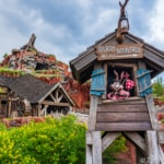 Splash Mountain Refurbishment Magic Kingdom