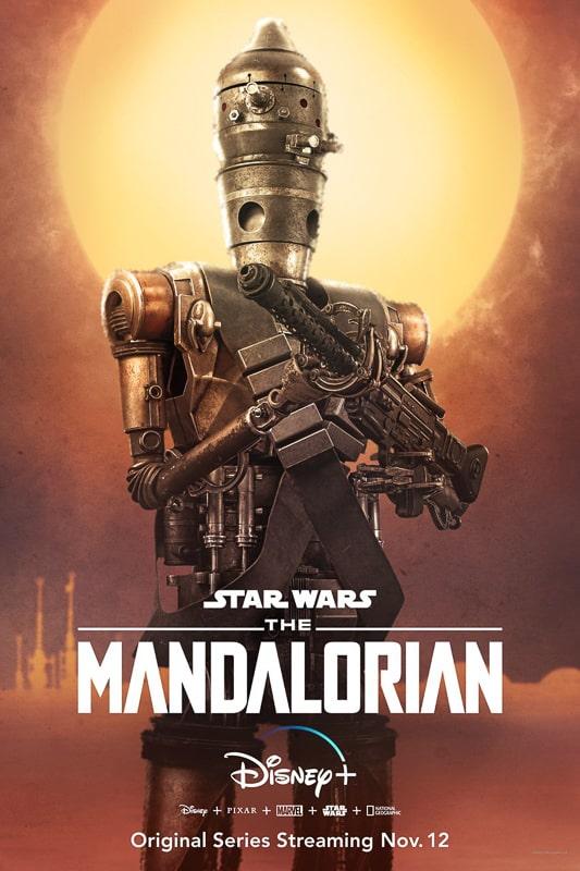 The Mandalorian poster 1
