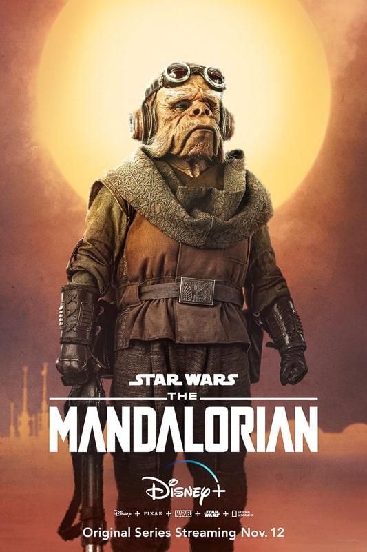 The Mandalorian poster 2