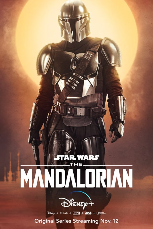 The Mandalorian poster 3