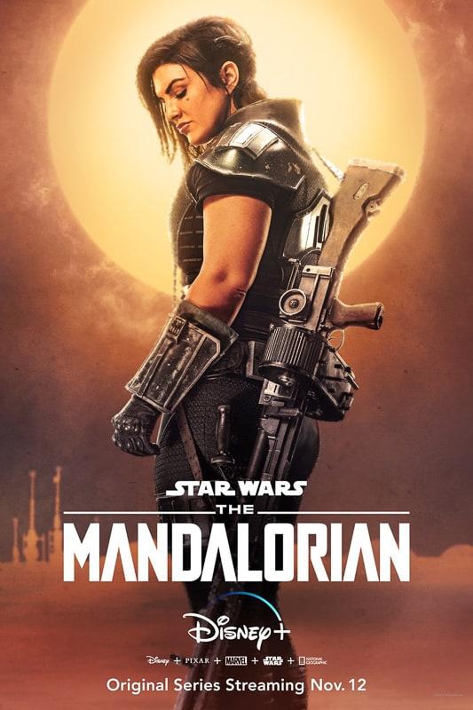 The Mandalorian poster 4