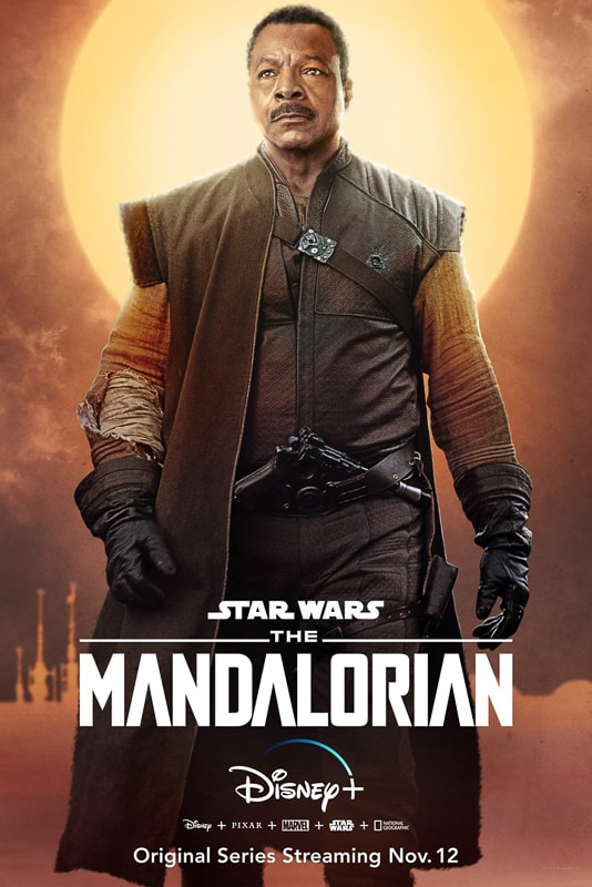 The Mandalorian poster 5