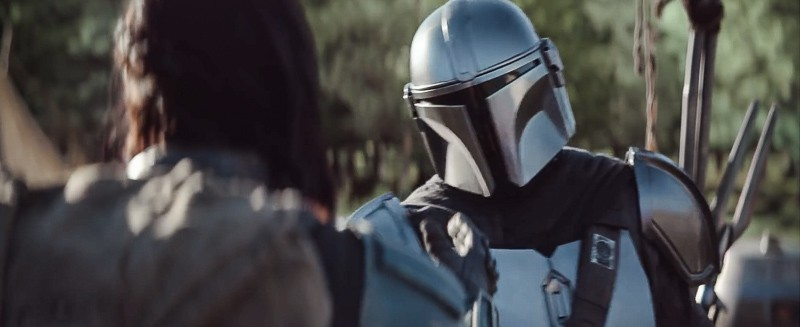 The Mandalorian official trailer