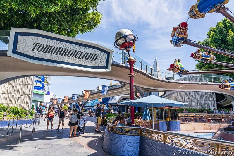 Tomorrowland Disneyland changing FastPass