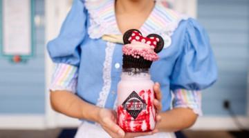 Cupcake Milkshake from Beaches and Cream
