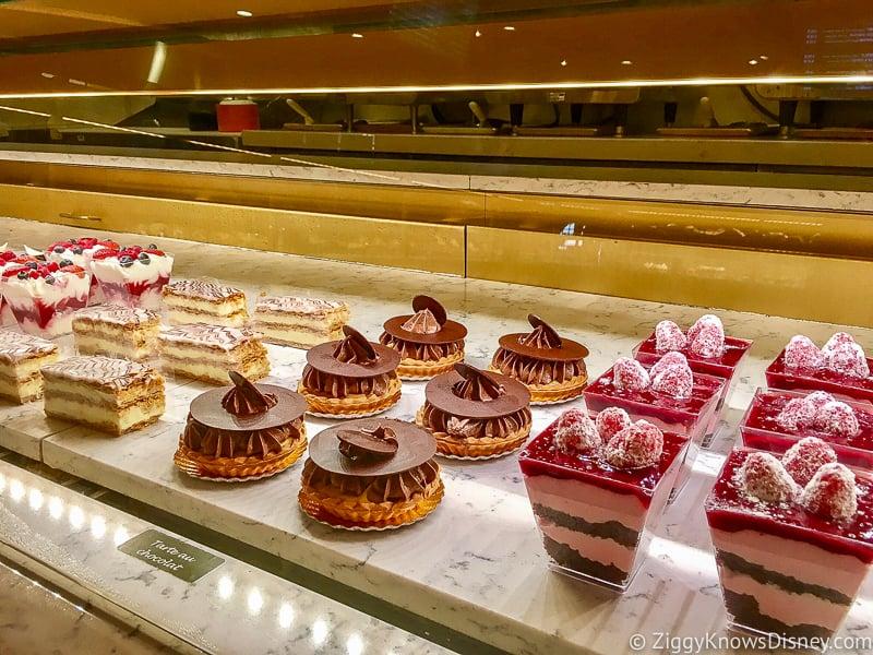 Les Halles Boulangerie Patisserie sweets Best Snacks at Epcot