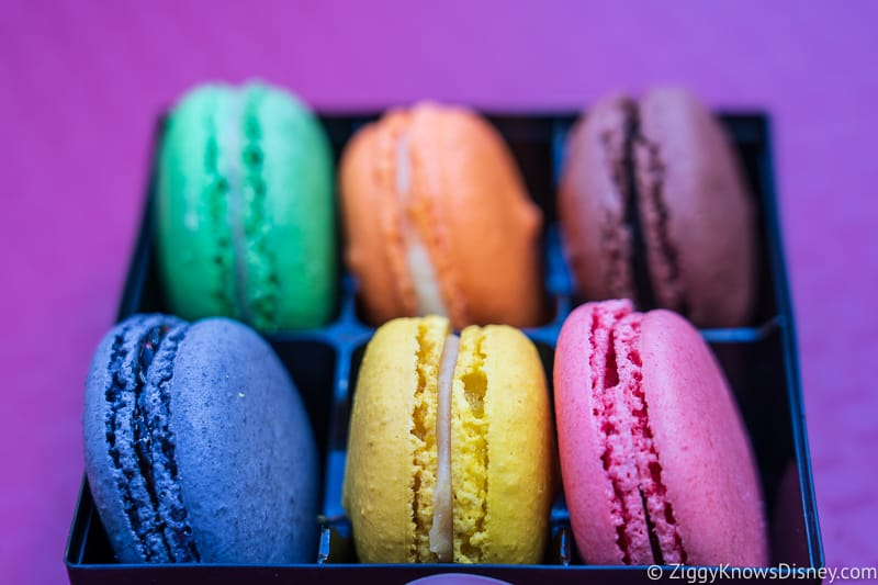 Macarons France pavilion Best Snacks at Epcot