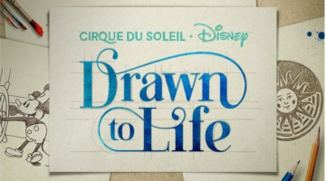 Cirque du Soleil Drawn to Life