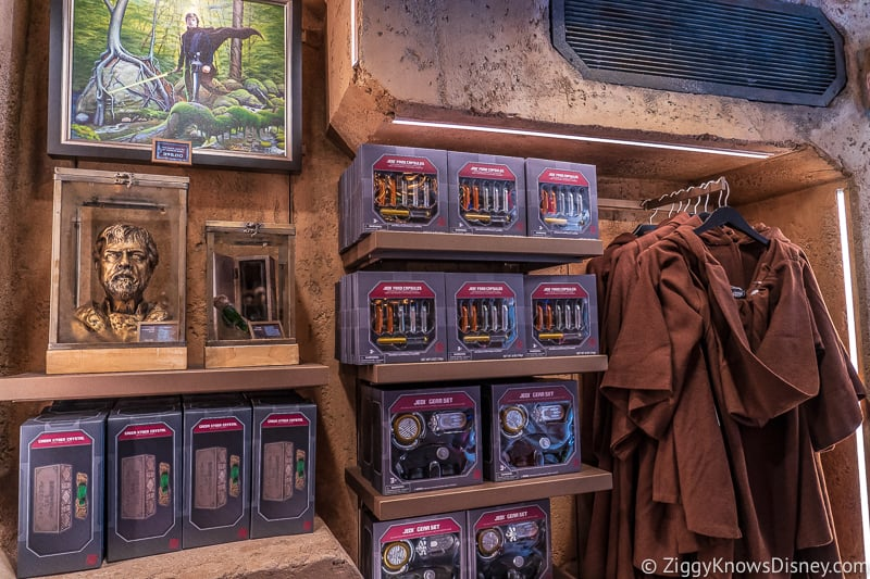 Dok Ondar's Den of Antiquities Merchandise Jedi