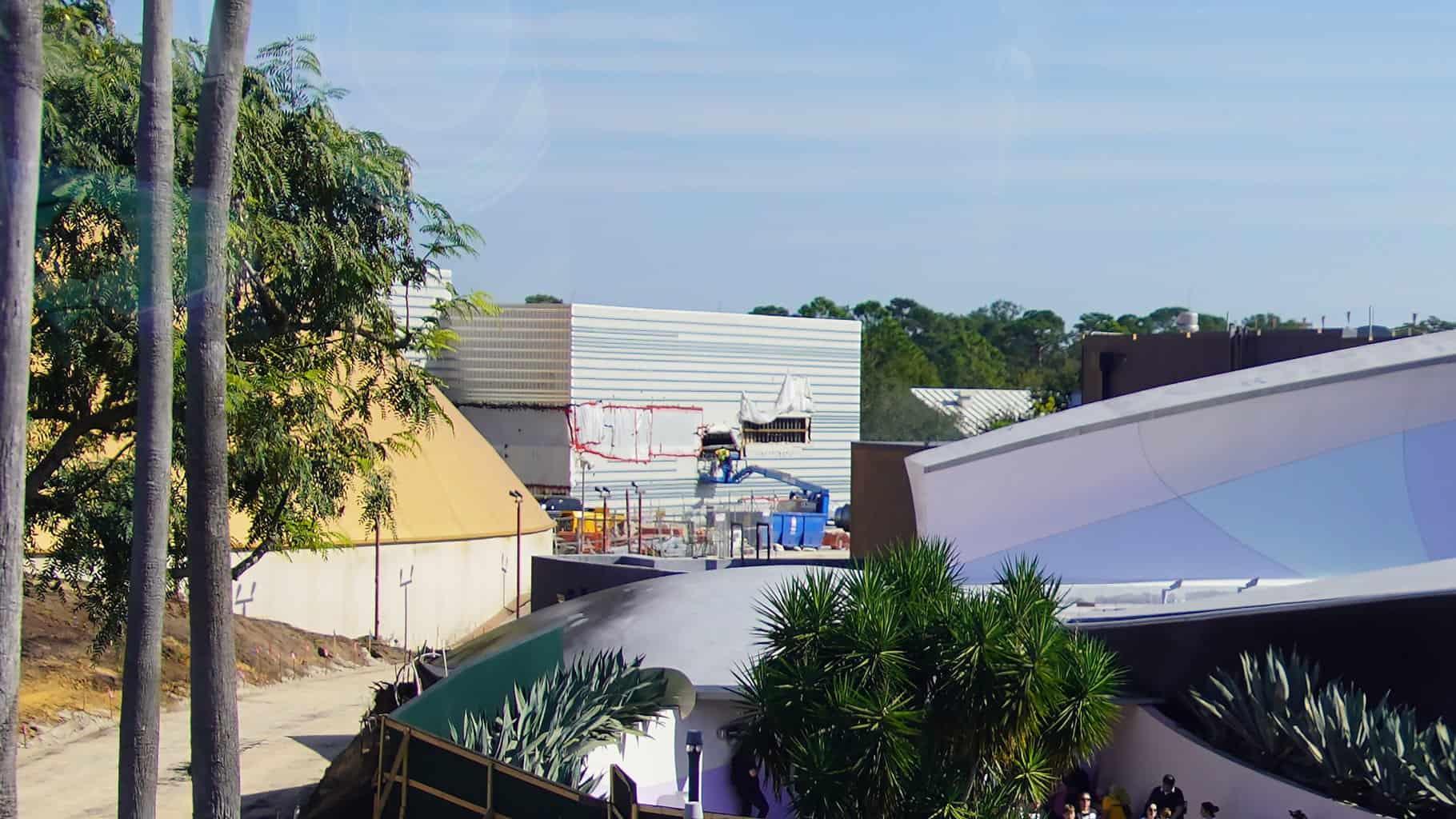 Play Pavilion progress Epcot Construction Updates November 2019