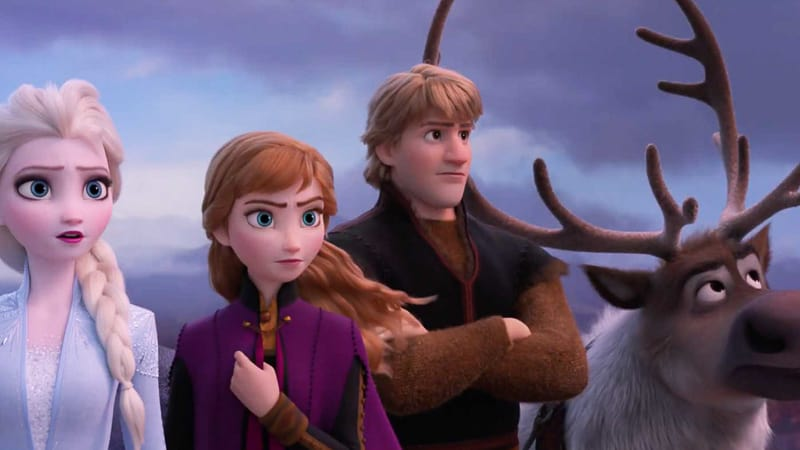 Frozen 2 box office records