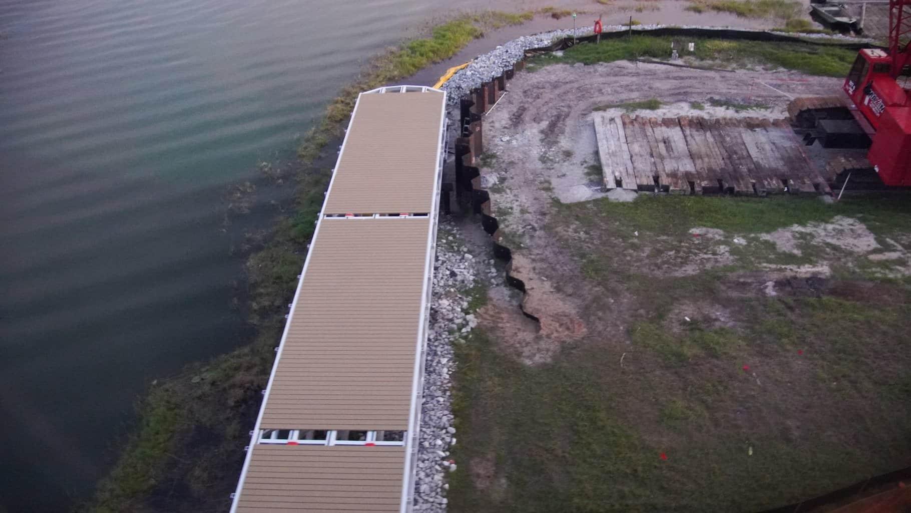 Grand Floridian Magic Kingdom Walkway Construction Updates November 2019