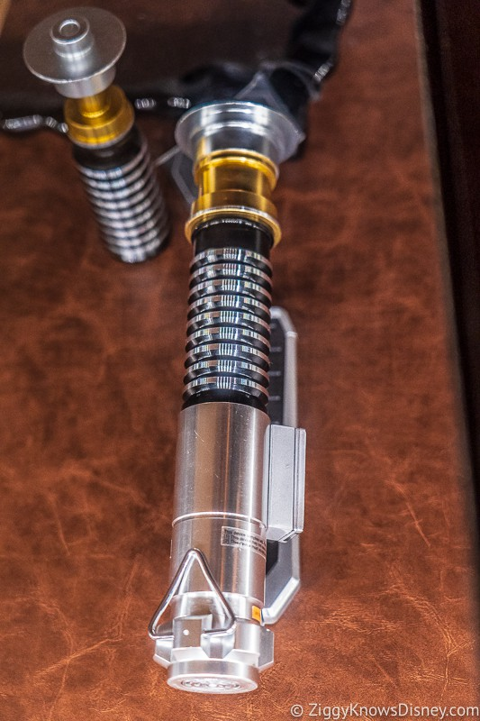 Luke Skywalker Legacy Lightsaber Galaxy's Edge