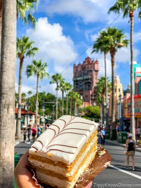 Napoleon Trolley Car Cafe Best Snacks at Hollywood Studios