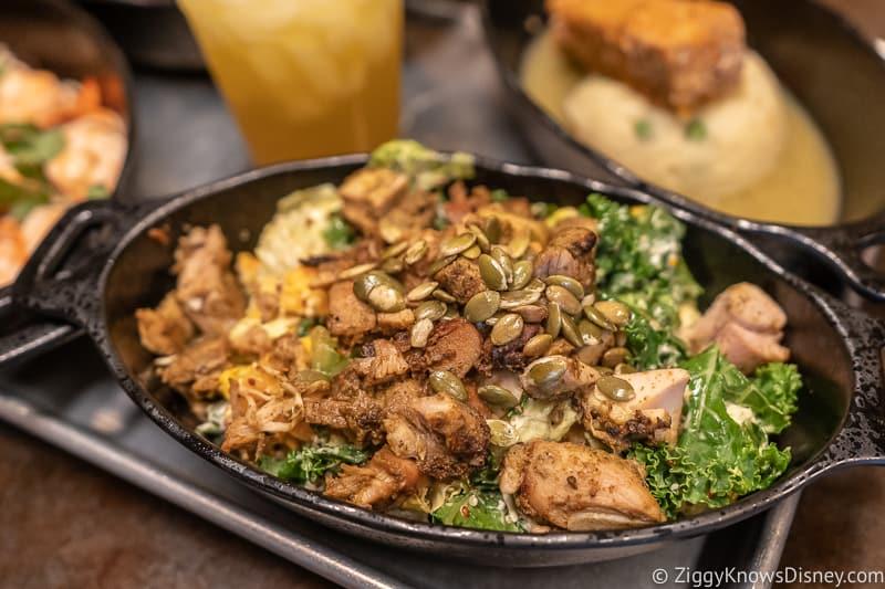 roasted endorian chicken salad Galaxy's Edge