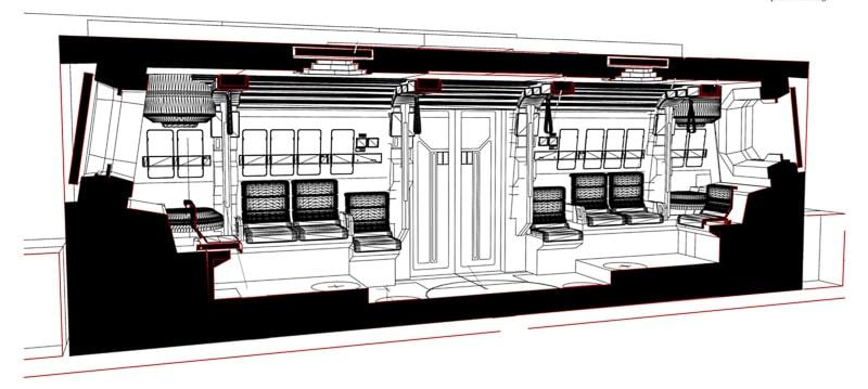bus concept art Star Wars Hotel
