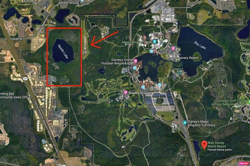 Disney buys 235 acres near Walt Disney World