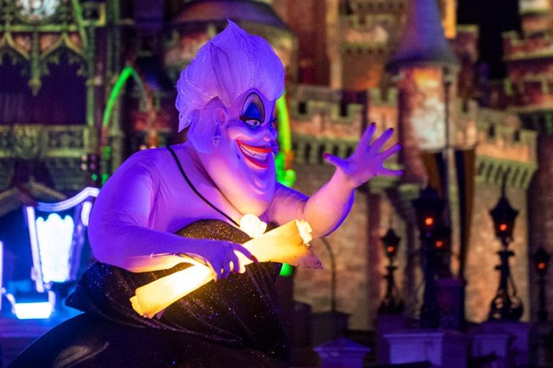 Ursula in Cursed Caravan at Disney Villains After Hours