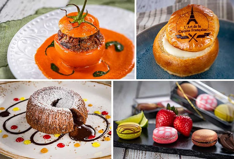 L'Arte de la Cuisine food 2020 Epcot Festival of the Arts