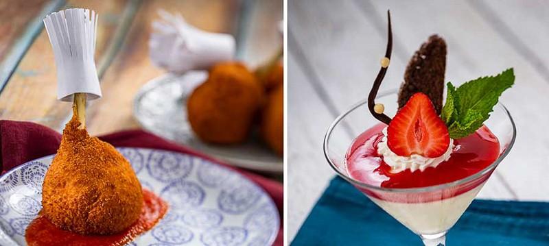 L'Arte di Mangiare food 2020 Epcot Festival of the Arts