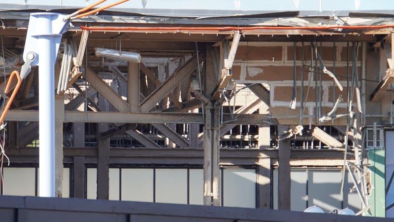Epcot Future World Construction Update December 2019 Innoventions Demolition