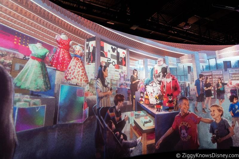 MouseGear refurbishment concept art interior