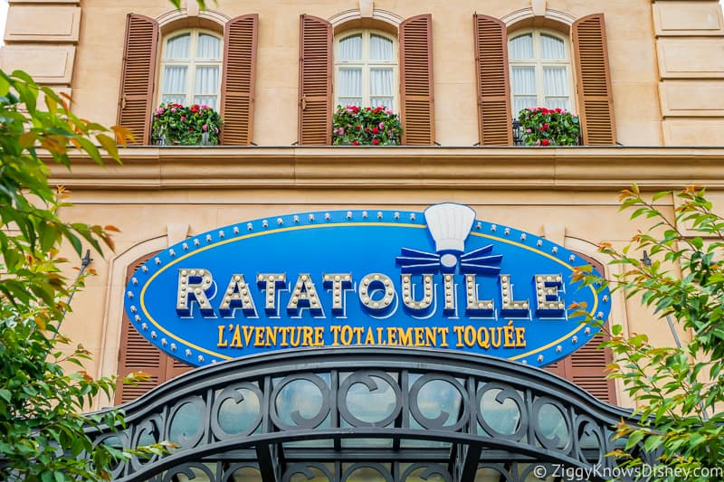 Remy's Ratatouille Adventure Ride Coming to Epcot