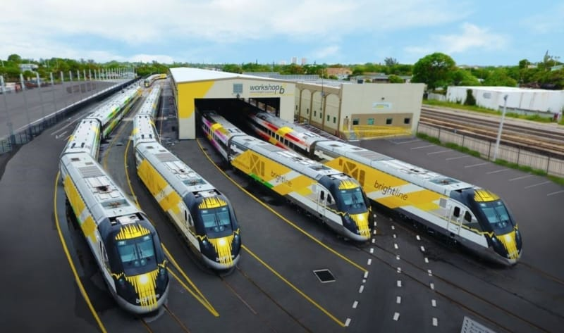 Trains coming to Walt Disney World