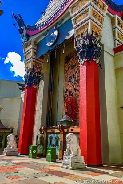 Chinese Theater Mickey and Minnie's Runaway Railway