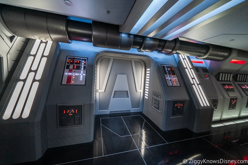Hollywood Studios FastPass strategy Rise of the Resistance queue holding area