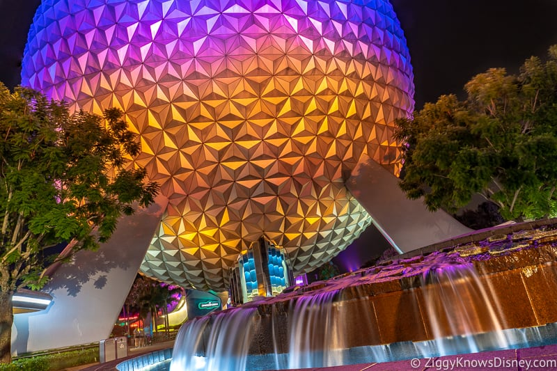 coming to Epcot in 2020, 2021 and 2022