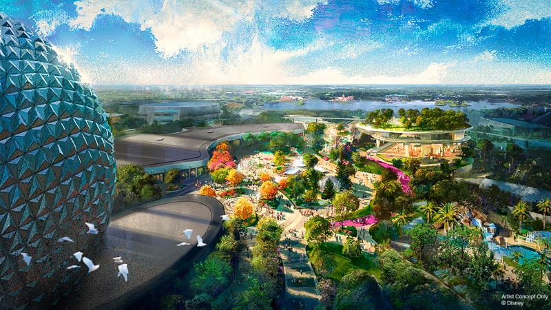 New Disney Rides and attractions coming to Disney World