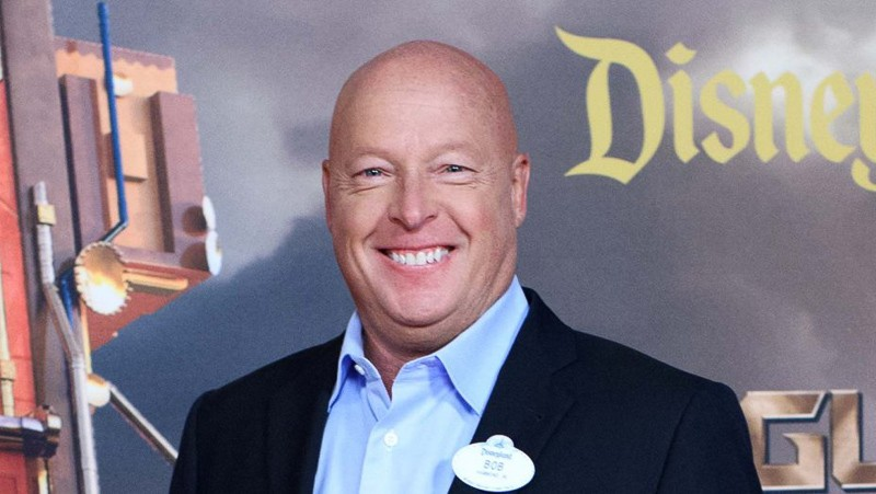 New President of Disney Bob Chapek