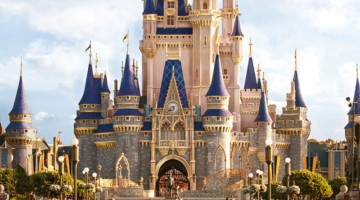 Cinderella Castle Refurbishment in Disney's Magic Kingdom