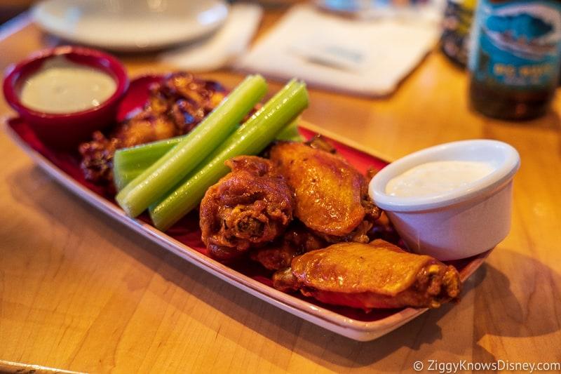 Disney Dining Plan Plus Wings ESPN