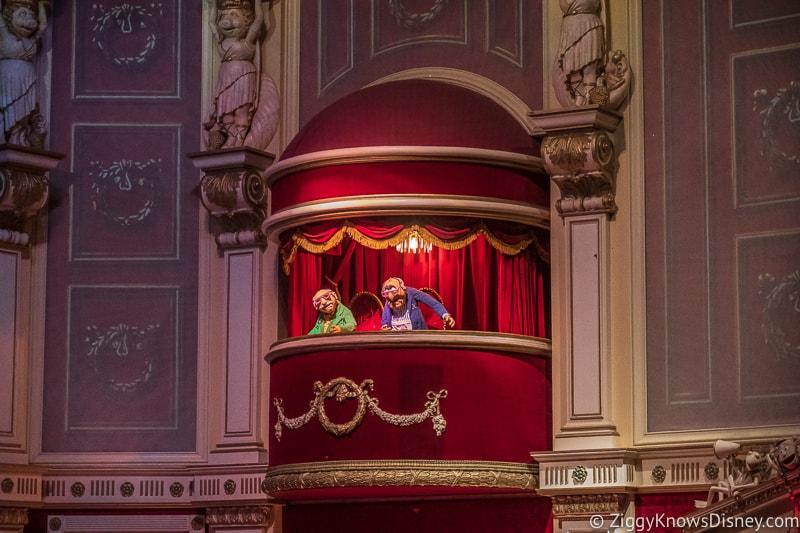 Disney's Hollywood Studios Best Rides Muppet Vision 3D old grumpy men