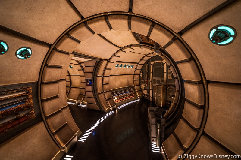 rope dropping millennium falcon smugglers run Hollywood Studios
