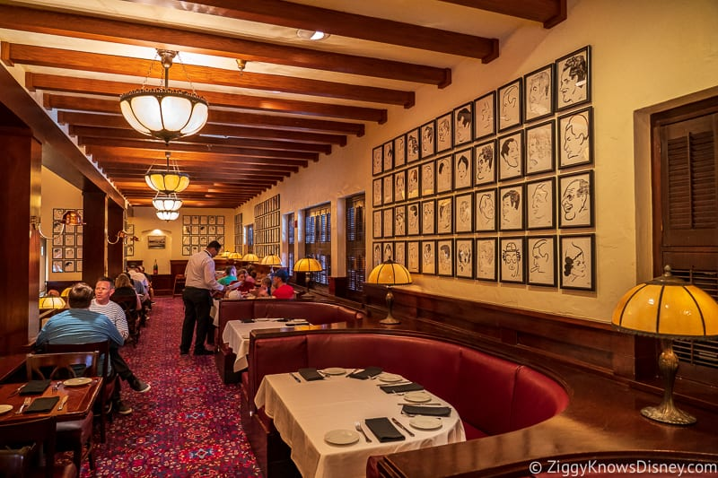 Hollywood Brown Derby Hollywood Studios Touring Plan