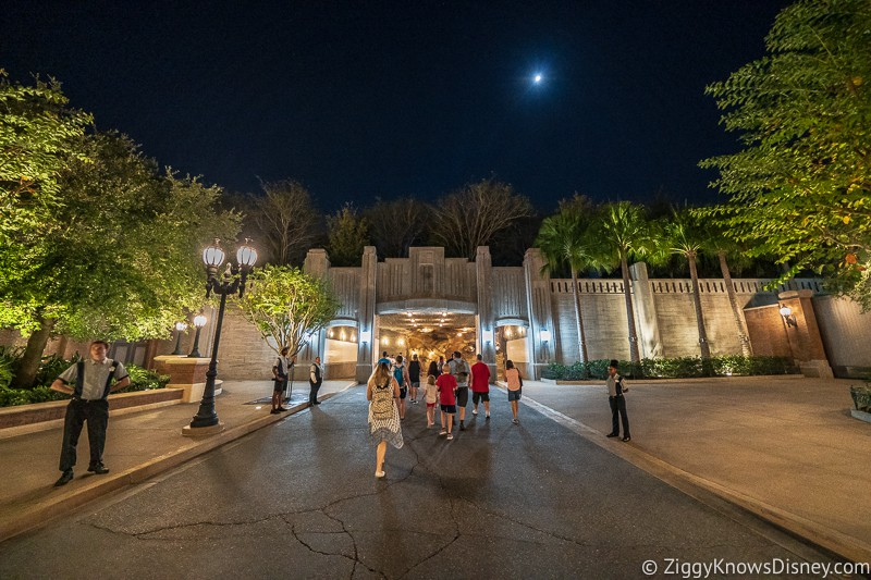 Hollywood Studios Touring Plan early morning Galaxy's Edge