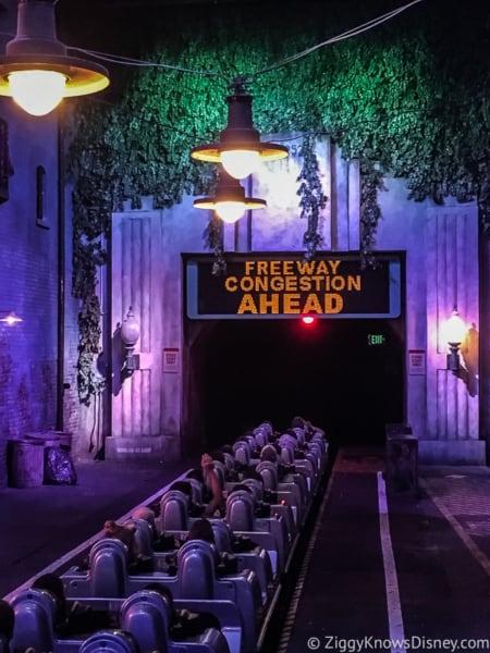 Single Ride Rock 'n' Roller Coaster Hollywood Studios 1-Day touring plan
