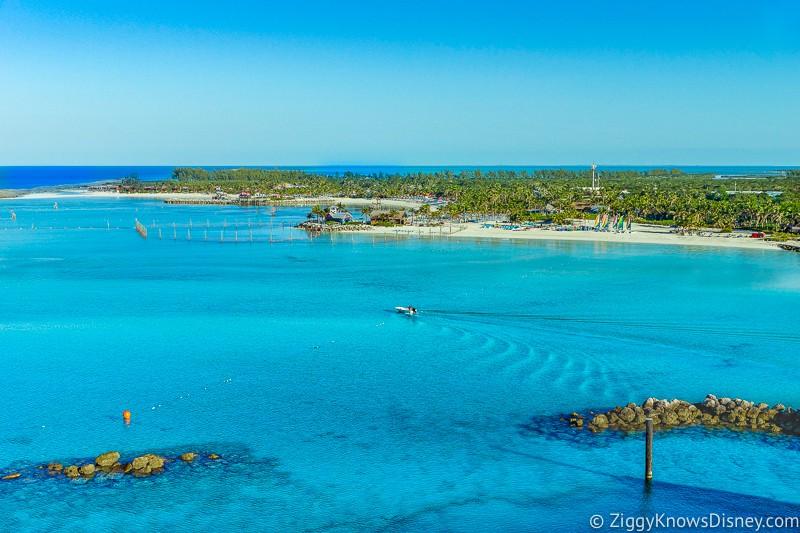 Castaway Cay closed